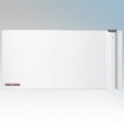 Stiebel Eltron CND150 234815 White Low Energy Electric Radiator With 2 Heating Systems For Radiant + Convection Heating, 7 Day Timer & Intelligent Energy Saving Electronic Control IP24 1500W W:1010mm x H:504mm x D:120mm