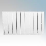 New Haverland ULTRAD-9 UltraRad White 9 Element Intelligent Self Programming Low Energy Electric Radiator With Multiple Control