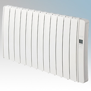 Elnur Dil12gc Diligens Series White Wireless Enabled 12