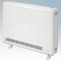 Elnur ECOHHR20 Ecombi HHR White LOT20 Compliant High Heat Retention Storage Heater With Integral Energy Manager, Fan Assistance & Programmer 1.7kW W:720mm x H:760mm x D:195mm
