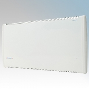 Consort LST800RX LST Series White Wireless Controlled Low Surface Temperature Panel Heater - Requires CRX Controller IP24 800W H:430mm x W:1195mm x D:93mm