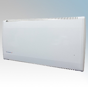 Consort LST800E LSTE Series White Low Surface Temperature Panel Heater With 7 Day Digital Timer & Electronic Thermostat 800W W:1