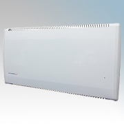Consort LST800SL LSTSL Series White Wireless Controlled Low Surface Temperature Panel Heater - Requires SL Series Contoller 800W