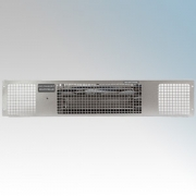 Consort PHSL2S PHSL Series Stainless Steel Wireless Controlled Electric Base Unit Heater - Requires SL Series Contoller 2kW H:10