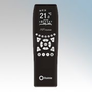 Rointe ACMI120 Black Bi-Directional Wireless Infra-Red Digital Remote All-In-One Air Control Timer/ Programmer