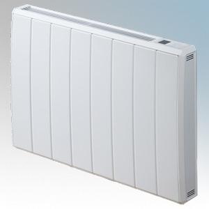 Dimplex QRAD150E Quantum White Electronic Panel c/w RF Module IPX4 Radiator Intelligent Controls 1.5kW