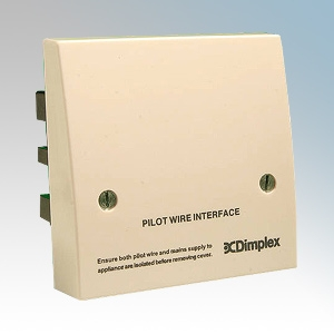 Dimplex Rxpwif White Pilot Wire Interface For Ancillary