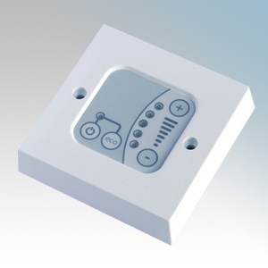Dimplex FSCW White Towel Rail Controller With Eco Mode Control IPX4 800W 230-240V