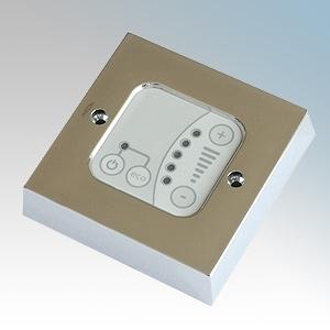 Dimplex FSCC Chrome Towel Rail Controller With Eco Mode Control IPX4 800W 230-240V