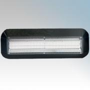 Dimplex CX2000H CXD Range Aluminium Ceramic Infra-Red Horizontal Radiant Heater IPX4 2.0kW