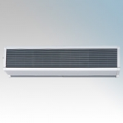 Dimplex DAB10W DAB Range Single Phase Surface Mounting Water Heated, Heat Output: 12.0kW Air Volume: 2500m³/hr 220V-240V