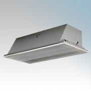 Dimplex DAB10ER DAB Range 3 Phase Recessed Electrically Heated, Heat Output: 6.0kW/12.0kW Air Volume: 3000m³/hr 380V-415V
