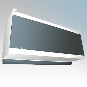 Dimplex IAB15W IAB Range Single Phase Water Heated Industrial Air Curtain Heat Output: 41kW Air Volume: 6900m³/hr 220V-240V