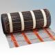 Heatmat PKM-200-0600 Pro-Range Underfloor Heating Mat W: 0.5m x L: 12.0m - Coverage: 6.0m² - 1196W 230V 200W/m²