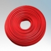 Heatmat PKC-6.0-1380 Red In-Screed Dual Conductor 6mm Heating Cable Length : 64m - 1380W 230V
