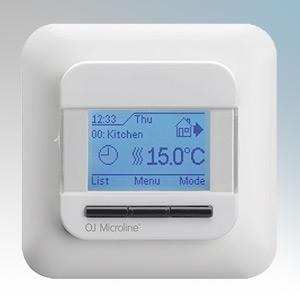 heatmat ccu cen ctrl white wireless central control unit. Black Bedroom Furniture Sets. Home Design Ideas