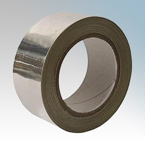 Heatmat CBM-ALU-TAPE Aluminium Conductive Tape For Combymat Underfloor Heating Mats Width: 40mm (Pack Size 20)