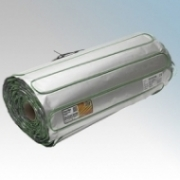 Heatmat ULS-130-0500 Underlaminate Heating Mats W: 0.5m x L: 10.0m - Coverage: 5.0m² - 650W 230V 130W/m²