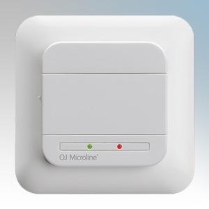 Heatmat CCU-SLA-UNIT White Panel Heater  Slave Controller 16A