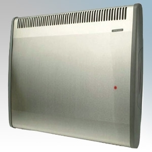 Consort PRX150SS PRX Series Stainless Steel Wireless Controlled Panel Convector Heater - Requires Wireless Controller 1500W H:430mm x W:680mm x D:93mm