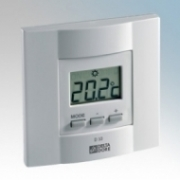 ElectroRad D10 White Wireless Radio Control Room Thermostats For Use With Wireless Enabled Aeroflow Electric Radiators