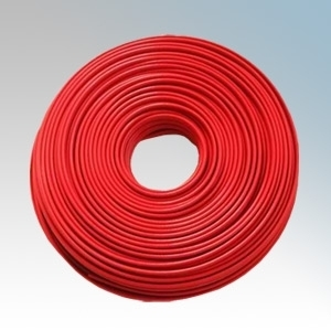 Heatmat PKC-6.0-1530 Red In-Screed Dual Conductor 6mm Heating Cable Length : 71m - 1530W 230V
