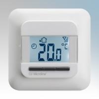 Heatmat CCU-ROM-STAT White Wireless Central Control Thermostat 16A