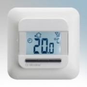 Heatmat CCU-ROM-STAT White Wireless Central Control Thermostat 16A