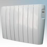 Vent-Axia Opal Aluminium Low Energy Electric Radiators