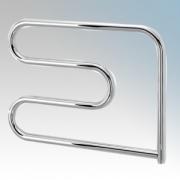 Vent-Axia S Shape Tubular Towel Rail