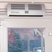 Dimplex AC Series Warm Air Curtains