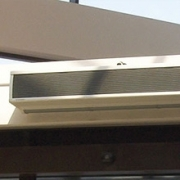 Dimplex DAB Commercial Air Curtains