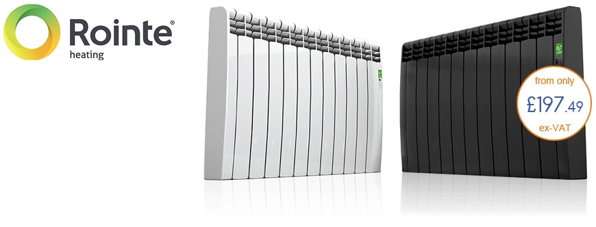 Rointe D Series Low Energy Radiators