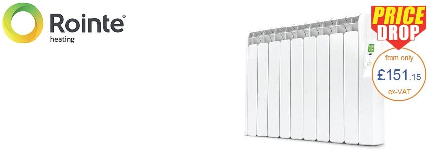 Rointe Kyros Low Energy Radiators