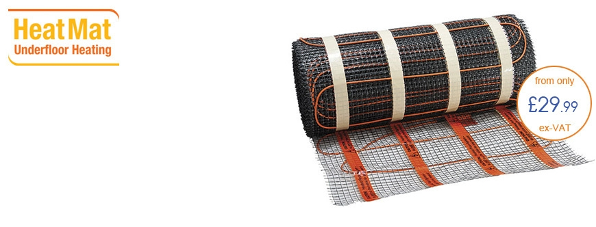 Heatmat 160W Underfloor Heating Mats
