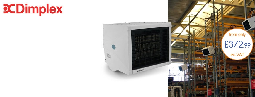 Dimplex CFH Industrial Fan Heaters